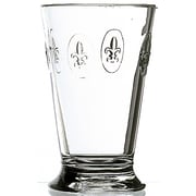 La Rochere Fleur De Lys Glass Tumbler, 11 Oz, 6/Pack