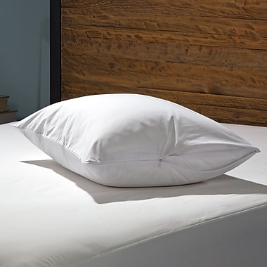 Sealy Stain Protection Zippered Pillow Encasement (Set of 2); Standard / Queen