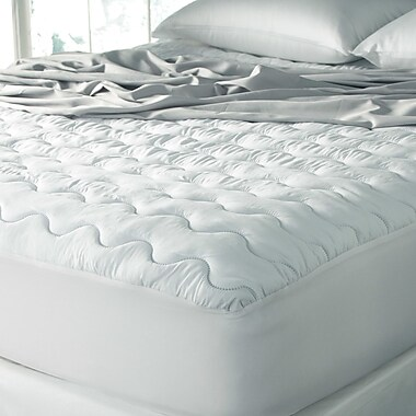 Sealy Easy Care 1'' Polyester Mattress Pad; Twin