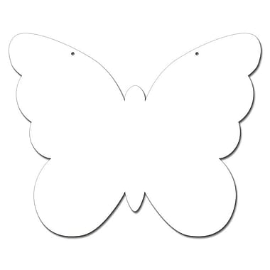Magnetize Your Style Butterfly Magnetic Chalkboard