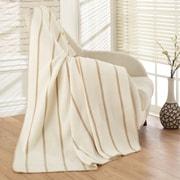 Ottomanson Soft Cozy Fleece Blanket