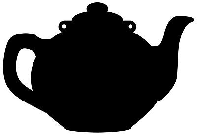 Magnetize Your Style Tea Pot Magnetic Wall Mounted Chalkboard WYF078278160405