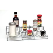 Lipper Expandable 3-Tier Step Shelf, 6 Compartments (8169)
