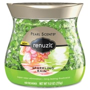 Renuzit Scented Beads Air Freshener - Beads - 9 fl oz (0.3 quart) - Sparkling Rain - 30 Day - 1 Each