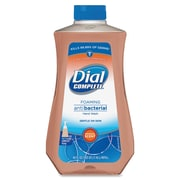 Dial Complete Foaming Antibacterial Hand Soap - 40 fl oz (1182.9 mL) - Gold - 1 Each