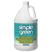Simple Green Lime Scale Remover - Liquid Solution - 1 gal (128 fl oz) - Wintergreen Scent - 6 / Carton (SMP50128CT)