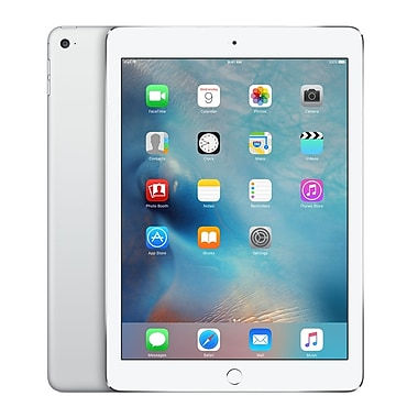 Apple - iPad Air 2 (MGTY2CL/A) 9,7 po, puce A8X, 128 Go, Wi-Fi, argenté