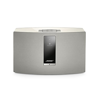 Bose® SoundTouch 20 Series III Wireless Music System, White (738063-1200)