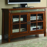 Woodhaven Hill Falls TV Stand