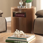 Woodhaven Hill Aquinnah End Table; Walnut