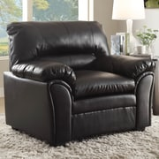 Woodhaven Hill Talon Chair; Black