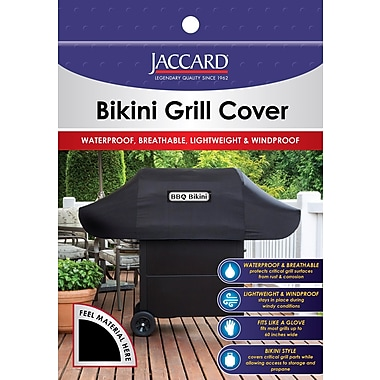 Jaccard BBQ Bikini Grill Cover - Fits up to 60''