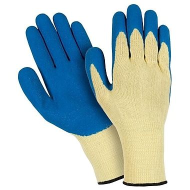 Northern Gloves Knit Cut Resistant 3 Latex Palm Glove, XL