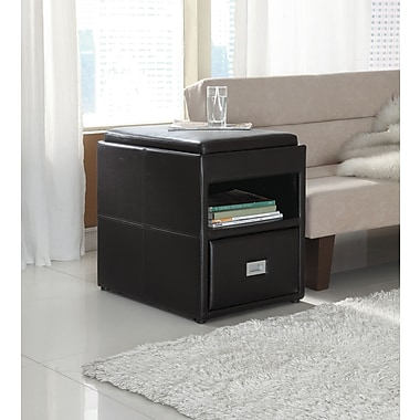 Woodhaven Hill Carbon End Table