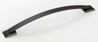 Amerock 10 1/16'' Center Bar Pull; Caramel Bronze