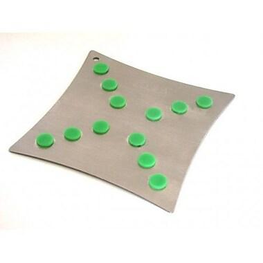 Zojila Vega Trivet (Set of 3); Green