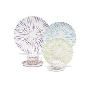 Karim Rashid Porcelain 16 Piece Dinnerware Set