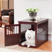 Elegant Home Fashions Catherine Pet Crate