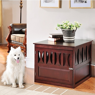 Elegant Home Fashions Thomas Pet Crate