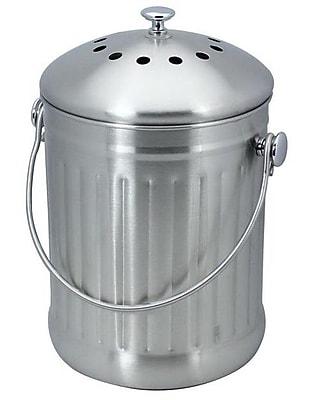 VermiTek 0.13 cu. ft. Kitchen Composter; Full