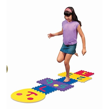 edushape Smiley Hopscotch Game Set