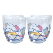 Artland Helios Double Old Fashioned Glass (Set of 4)