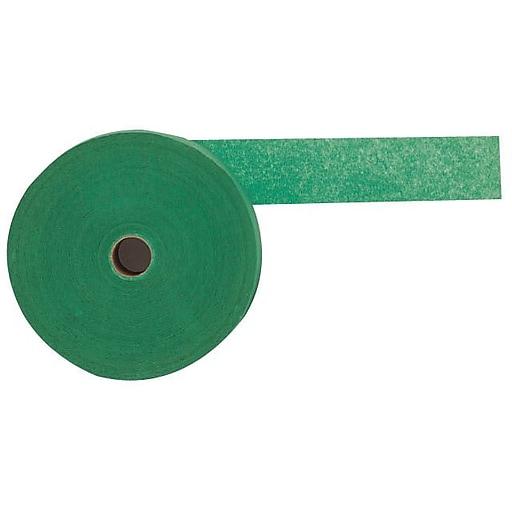 """Amscan Jumbo Crepe Streamer, 1.75"""" x 500', Festive Green, 9/Pack (18205.03)"""