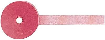 Amscan Jumbo Crepe Streamer, 1.75'' x 500', Pink, 9/Pack (18205.06)