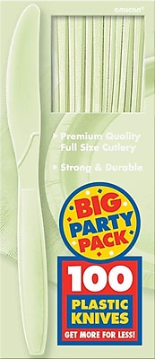Amscan Big Party Pack Mid Weight Knife,