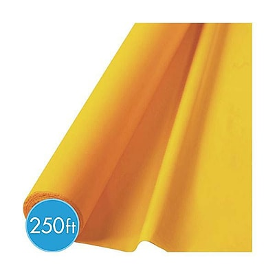 Amscan Sunshine Jumbo Plastic Tableroll (77021.09)