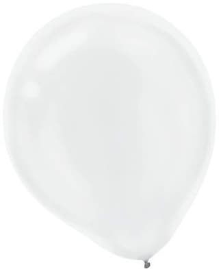 Amscan Pearlized Latex Balloons Packaged, 12'', 3/Pack,
