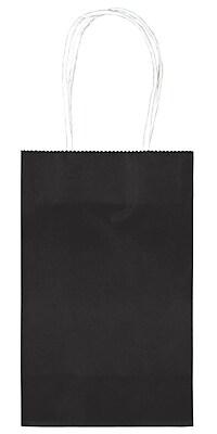 Amscan Cub Bags Value Pack, Black, 4/Pack, 10 Per Pack (162500.1)