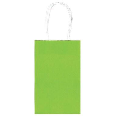 Amscan Cub Bags Value Pack, Kiwi, 4/Pack, 10 Per Pack (162500.53)