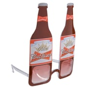 Amscan Beer Fun Shades, 6'' x 6'', 3/Pack (250210)