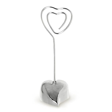 Amscan Loving Heart Place Card Holder, 3.25