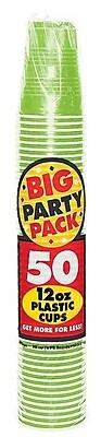 Amscan Big Party Pack 12oz Kiwi Cup,