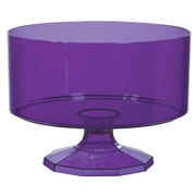 Amscan Trifle Container - Small, Purple, 9/Pack (437841.106)