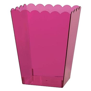 Amscan Medium Scalloped Container, 6