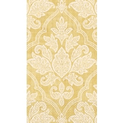 "Amscan Gold Damask Guest Towels, 7.75"" x 4.5"", 4/Pack, 16 Per Pack (530008)"