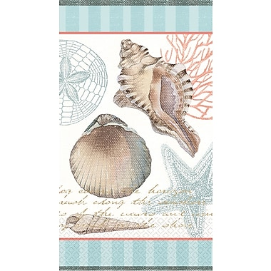 Amscan By The Sea Guest Towels, 7.75