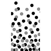 Amscan Confetti Dot 7.75'' x 4.5'' Guest Towels, 4/Pack, 16 Per Pack (530052)