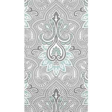 Amscan Frost Filigree Guest Towels, 7.75'' x 4.5'', 4/Pack, 16 Per Pack (530056)