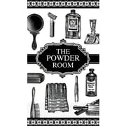Amscan Powder Room Guest Towels, 7.75'' x 4.5'', 4/Pack, 16 Per Pack (539506)