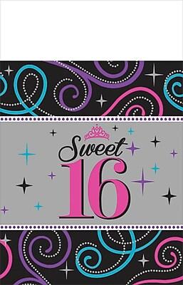 Amscan Sweet Sixteen Celebration, 102