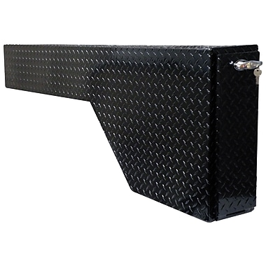 Lund Inc. Fender Well Gun Box; Black
