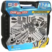 Channellock® Professional Mechanic's Tool Set, 171 Pieces