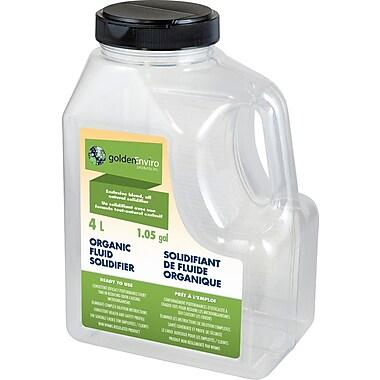 Golden Environmental Organic Fluid Light Weight Solidifier Mix for Organic & Body Fluids, 4L