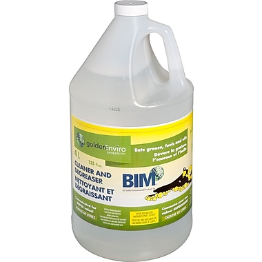 Golden Environmental BIM200 Cleaner & Degreaser, 4L