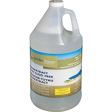 Golden Environmental HerbaExtract Drain Clog Free, 4L