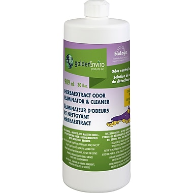 Golden Environmental HerbaExtract Odor Eliminator & Cleaner, 909ml